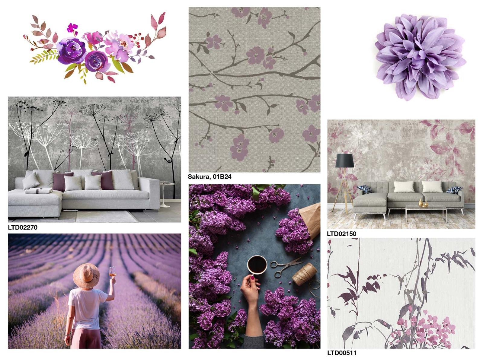Botanic Moodboard