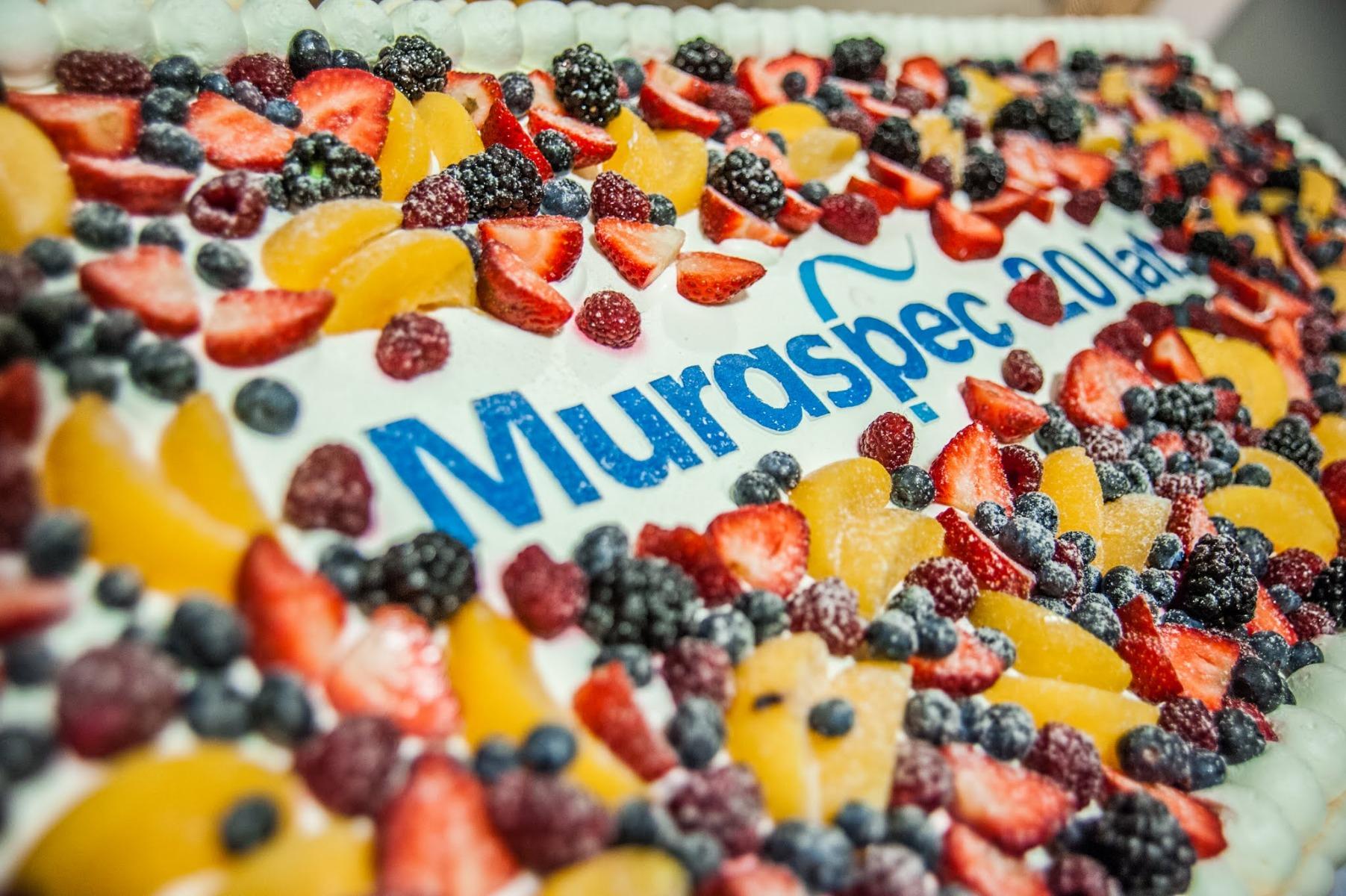 Muraspec 20 Lat Cake