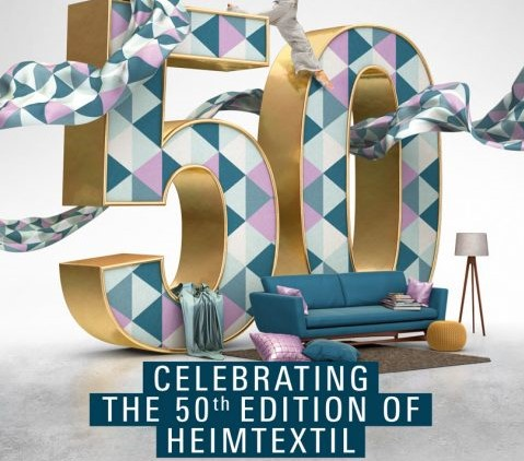 Visit us at Heimtextil 2020