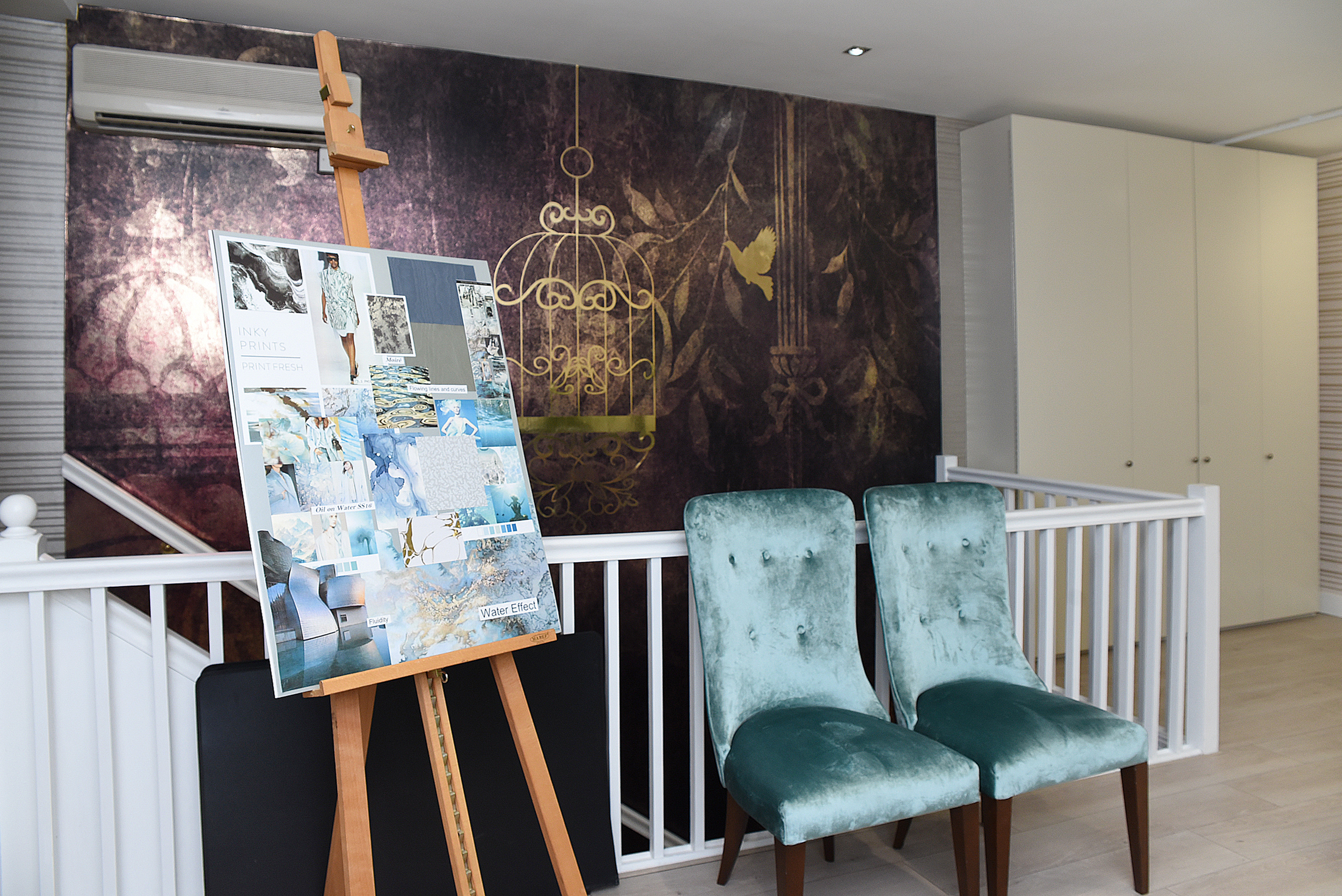 Muraspec Digital - Bespoke Wallcovering